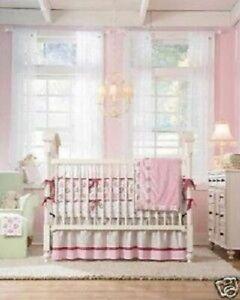Nursery Bedding Set Wendy Bellisimo Local Pickup Only