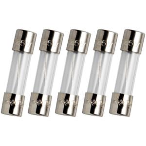 5x F2al250v F2a 250v F2 L250v F2l250v Cartridge Glass