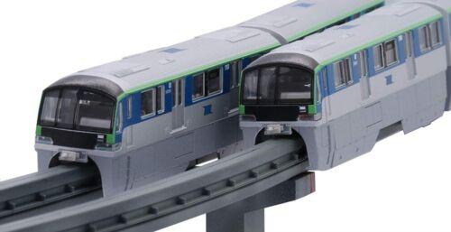 FUJIMI Tokyo Monorail Type 10000 6-Car Train Painted Plastic Model Str14 1//150