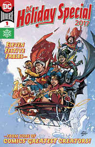DC-Holiday-Special-1-Comics-1st-Print-2017-Unread-NM