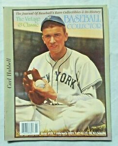 The-Vintage-amp-Classic-Baseball-Collector-Magazine-18-February-1999-VCBC