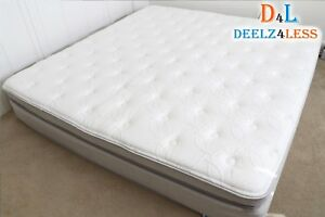 Used Select Comfort Sleep Number Queen Size Mattress Ile