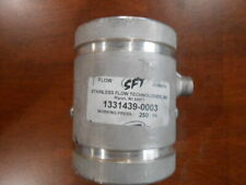 Sft Stainless Flow Technologies 1331439 0003 Fire Truck Series Iv 250 Psi Valve