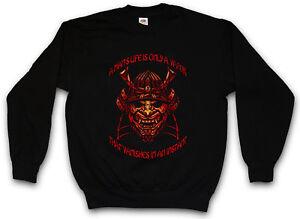 Sweatshirt Warrior Dakana Japan Iv Pullover Ninja Armor Sword Seppuka Samurai SXwxS