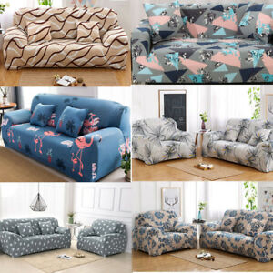 Awesome Details About Printing Printed 1 2 3 4 Seater Sofa Covers Home Protector Decor Couch Slipcover Pabps2019 Chair Design Images Pabps2019Com
