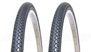 2-Bicycle-Tyres-Bike-Tires-City-Town-26-x-1-3-8-High-Quality