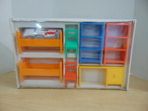 Image is loading NEW-Sealed-Ikea-Huset-Lillabo-Vintage-Doll-House-