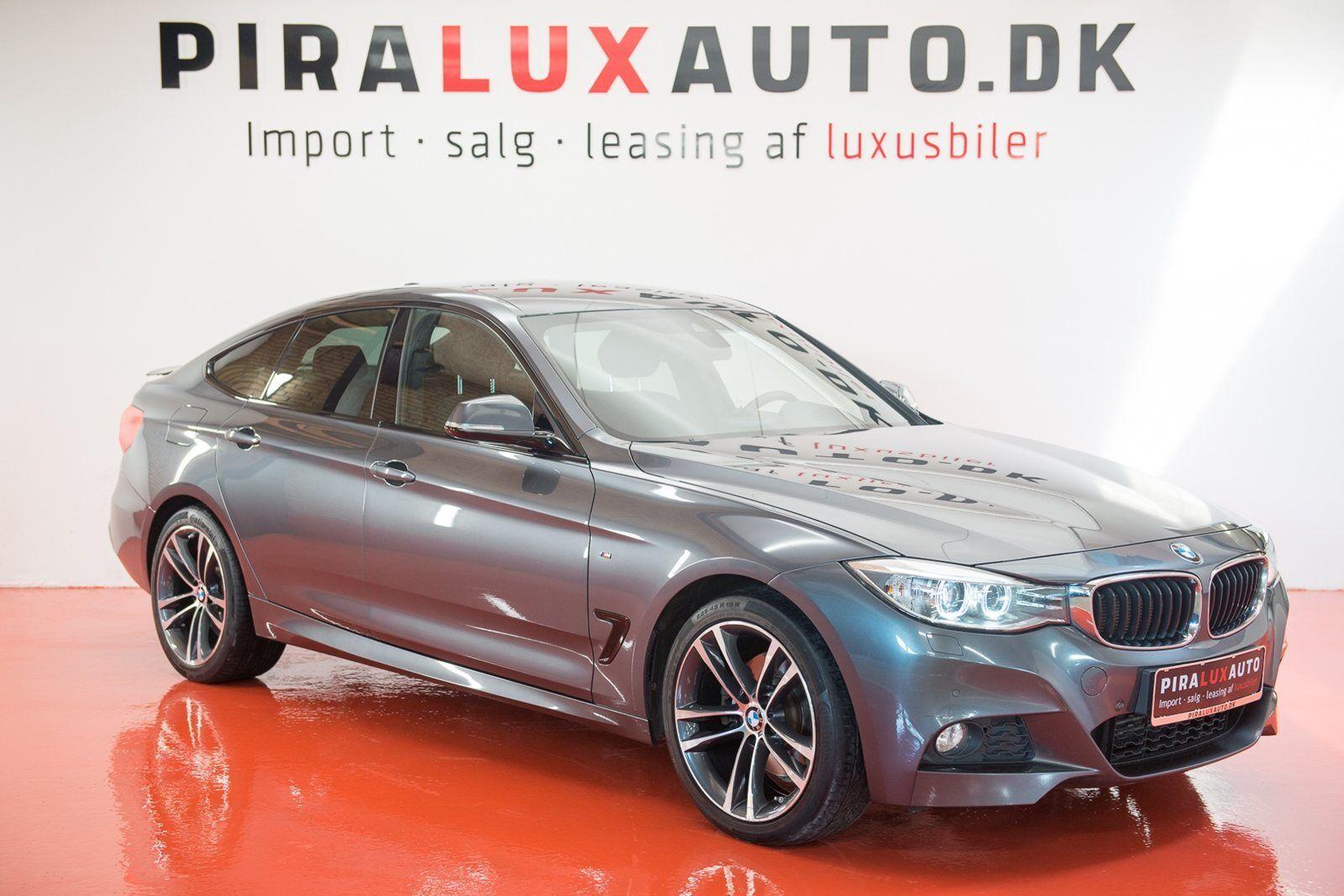 BMW 330d 3,0 Gran Turismo M-Sport xDrive 5d - 419.900 kr.
