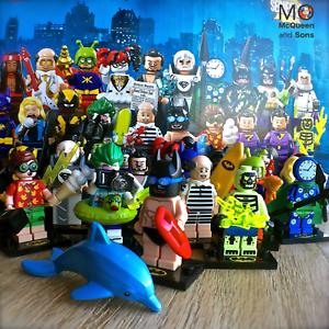 71020 Lego Batman Movie Series 2 Mini Figurines Black Canary-Neuf