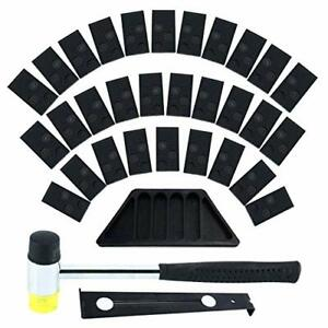 Details About Laminate Wood Flooring Installation Kit With Spacers Pull Bar Woodworking Tools