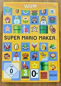 SUPER MARIO MAKER - Jeu NINTENDO WII U