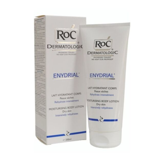 roc enydrial lait hydratant corps