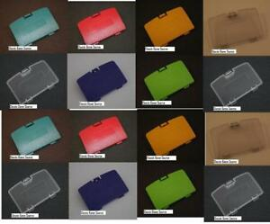 16-LOT-of-Gameboy-Game-boy-Color-battery-covers-NEW