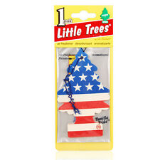 Little Trees Hanging Car and Home Air Freshener, Vanilla Pride Scent