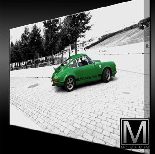 Porsche 911rs 911 RS 2.7 imagen del lienzo tipo Canvas son impresiones artísticas lienzo póster de imagen