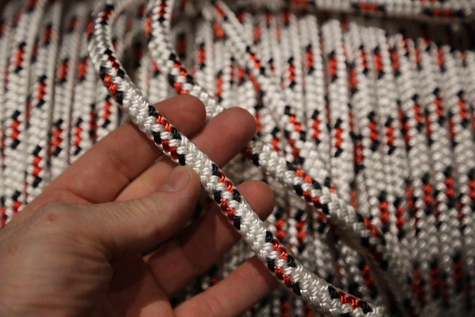 130 Feet NEW 1 2  Double Braid Rope 8400Lbs BREAKING STRENGTH