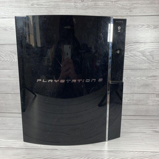 * DEFEKT * Sony Playstation 3 ps3 60gb Konsole CECHC 03 abwärtskompatibel System