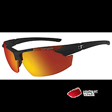 ff926c0c516 Tifosi Golf Mira Polarized Wrap Sunglasses Tortoise 142 Mm for sale ...