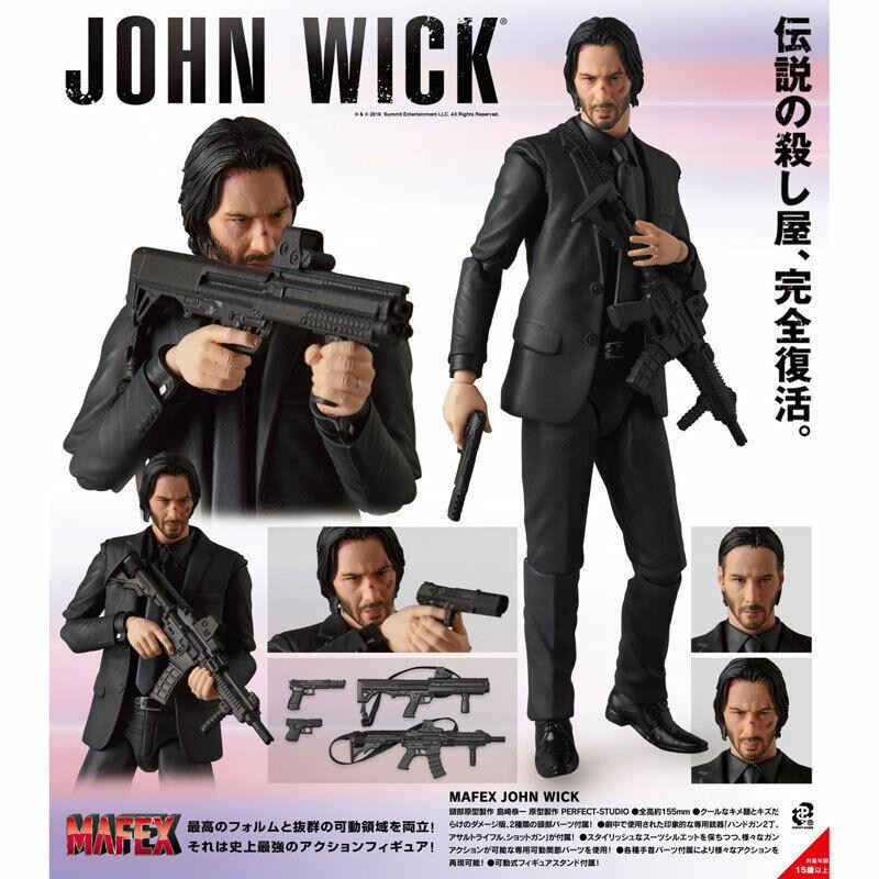 Figura John mecha, mecha de Acción Figura-John