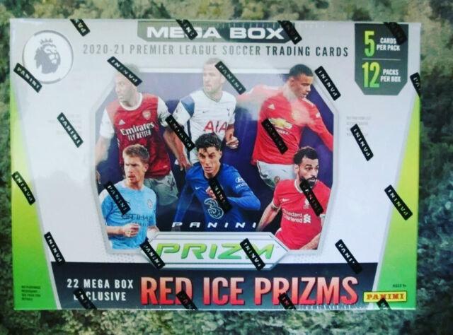 Panini Prizm Premier League Mega Box Break (Random Team)