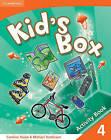 Kid's Box 4 Activity Book by Michael Tomlinson, Caroline Nixon (Paperback, 2009)