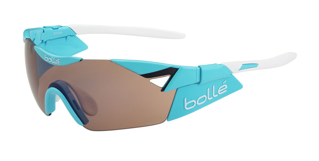 LUNETTES Bollé 6th  SENSE S Shiny Azur Verres pink lunettes BOLLE' 6th Sense  online shopping and fashion store