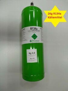 Klima-Kaeltemittel-R134a-Zylinder-gefuellt-mit-2-0-Kg-2000-Gramm-REINES-GAS