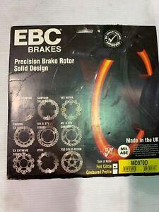 NEW-GENUINE-EBC-FRONT-BRAKE-DISC-FOR-HONDA-SH125-SH150-MD970D