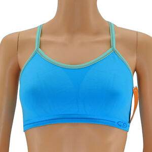 Champion-C9-Womens-Blue-amp-Green-Active-wear-Sports-Bra-in-Sizes-Small-to-Large