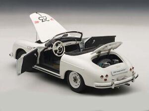 Porsche-356A-Speedster-23F-Blanc-James-Dean-1-18-Autoart-Diecast