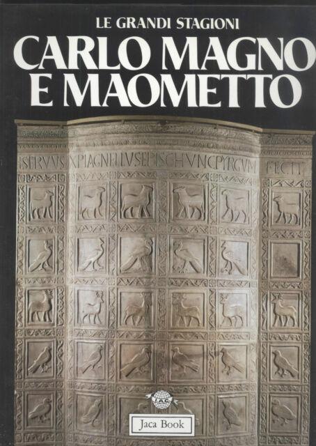 AAVV. Carlo Magno e Maometto   Jaca Book