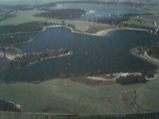 postcard unused 1989 dargaville aerial view kai iwi lakes