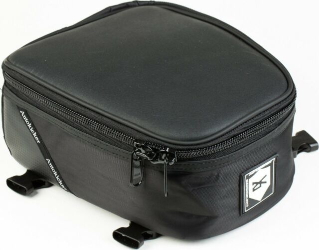 Autokicker Valour-S Mini Tail Pack   Seat Bag for Motorcycles   Motorbikes ec12993567b4f