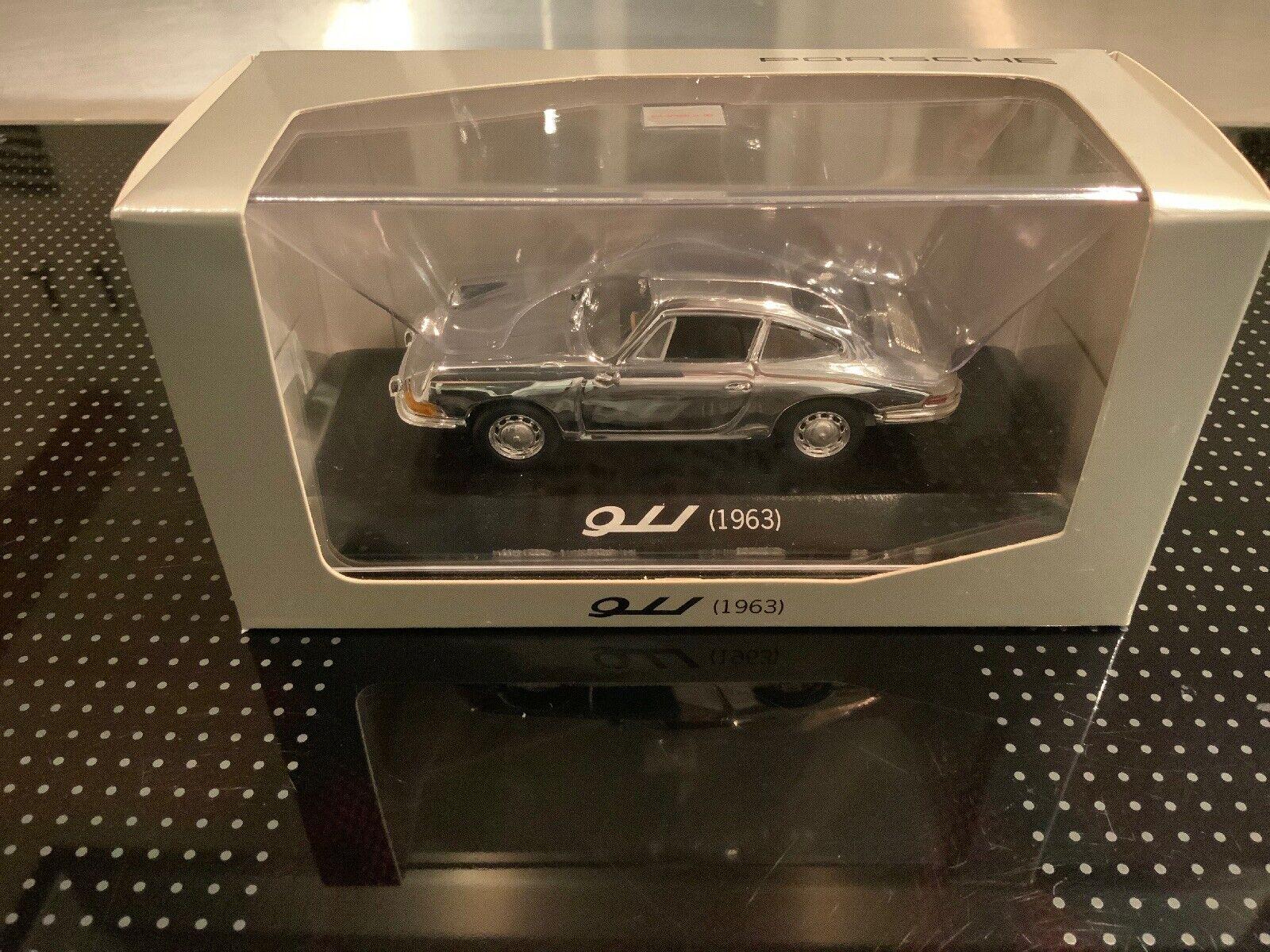 sconto online di vendita PORSCHE 911 (1963) Limited edizione edizione edizione 40 anni 911 Minichamps 1 43 NUOVO OVP  online al miglior prezzo
