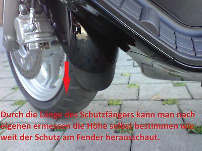 Spritzschutz für alle Suzuki Burgman 650