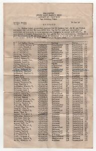 Details about 1949 LACKLAND AIR FORCE BASE AFB 3700th Basic Training  SHOOTING Document TEXAS