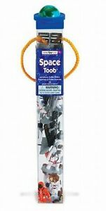 Space-Raumfahrt-Shuttle-12-tlg-Figuren-Sammler-Set-in-Roehre-Toob-Tube