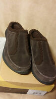 Ryka Slip-on Clog With Shearling Detail Size 7.5 M - Qvc Item A227552