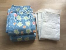 2 x Medium ABU Space Adult Baby Nappy with 2 x Boosters. Super Thick. ABDL.