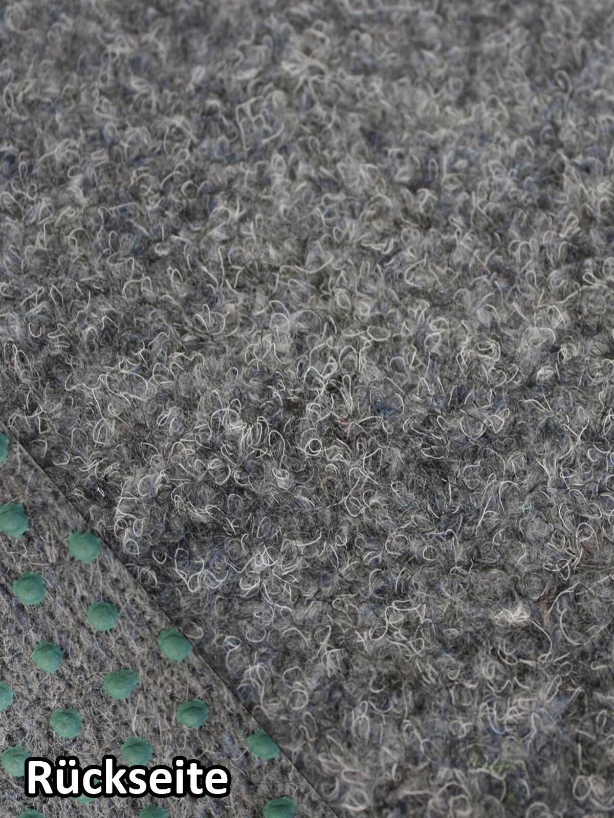 Rasenteppich Kunstrasen Comfort + grau 400x540 cm