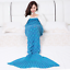Mermaid-Tail-Crocheted-Sofa-Snuggie-Blanket-Carpet-Knit-Soft-and-Warm-Adult miniatura 15