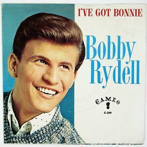 BOBBY-RYDELL-I-039-ve-Got-Bonnioe-Lose-Her-7IN-1962-POP-ROCK-VG-NM