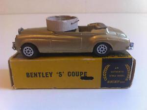 Nicky-Toys-Dinky-India-194-Bentley-S-Coupe-en-boite-d-039-origine