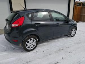 2011 Ford Fiesta Car