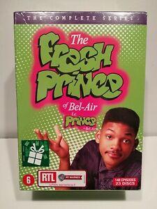 The Fresh Prince / Le Prince de Bel-Air L'intégrale en DVD VOSTFR Zone 2 Neuf