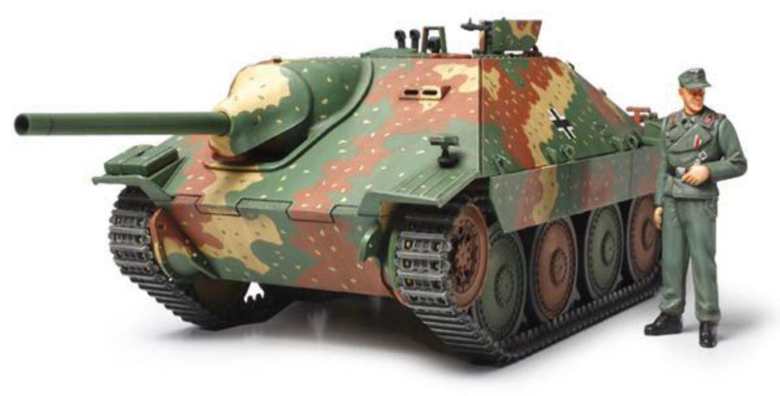 Tamiya German Tank Destroyer Hetzer Mid Production