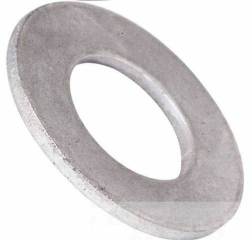 ZINC PLATED LIGHT WASHERS  M3,4,5,6,8,10,12,14,16,18,20mm VARIOUS SIZES /& Qty