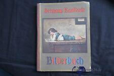 altes Kinderbuch Bilderbuch Hermann Kaulbach Text Adelheid Stier um 1920