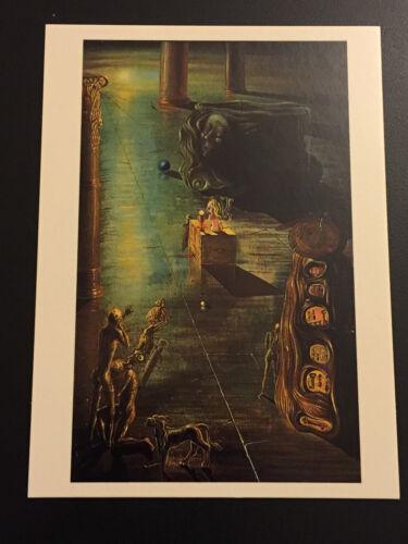 Salvador Dali Museum Trading Picture Card 9.5x7cm 1995