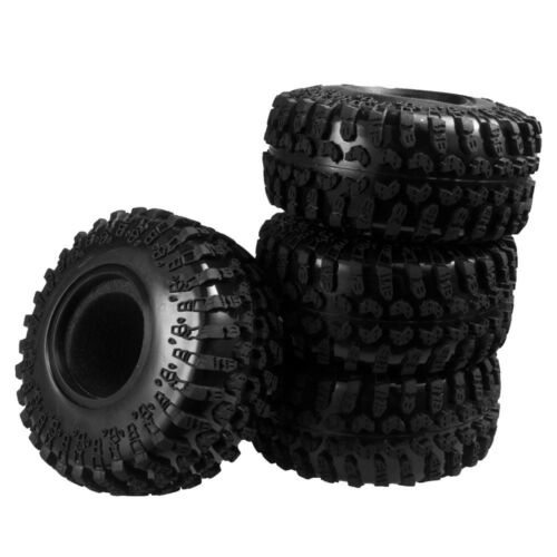 """1//10 RC 2.2/"""" Wheels 130MM OD Tire Tyre For Axial Wraith TRX-4 RC 4WD D90 #1"""